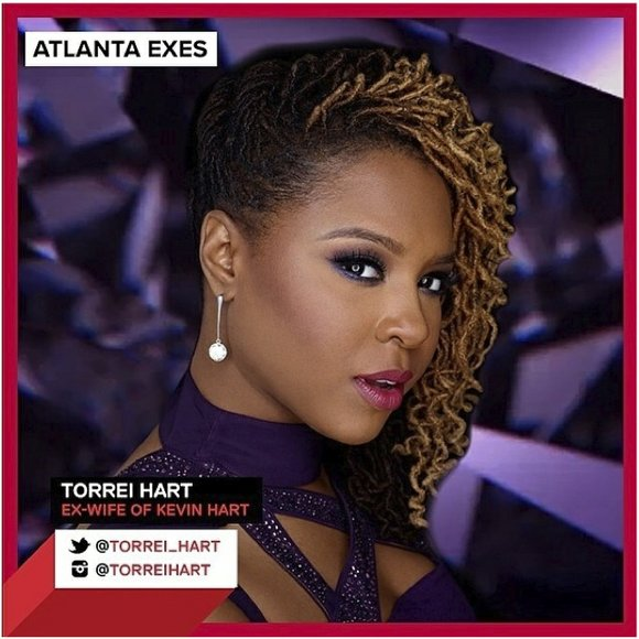Be sure to catch actress, producer and comedienne, Torrei Hart, as she stars in VH1's new series Atlanta Exes when ...