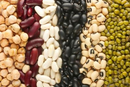 Beans and other legumes such as chickpeas have been shown to boost the glycemic index and reduce the risk of ...