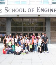 Silicon Harlem's Apps Youth Leadership Academy or AYLA team.