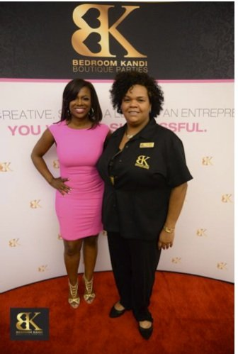 local texas resident awarded by kandi burruss for bedroom kandi