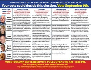 Ferguson demonstrates to blacks in Boston and elsewhere that voting is not at all an idle exercise.