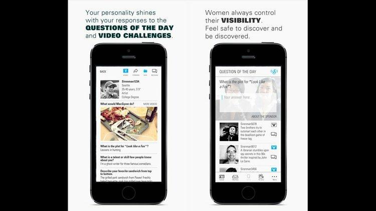 web dating app