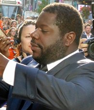McQueen at the premiere of 12 Years a Slave at the 2013 Toronto Film Festival: