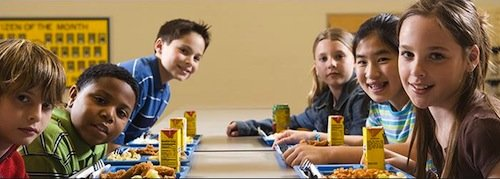Lunchtime this year in public schools across the country promises to be a lot more nutritious, with an abundance of ...