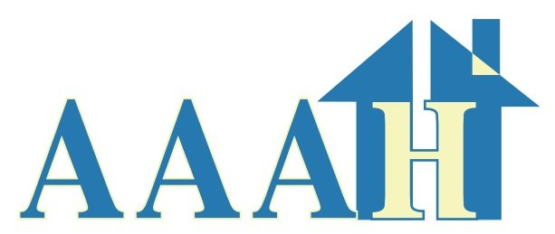 African American Alliance for Home Ownership logo.