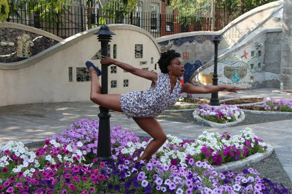 "Dancing in the Streets' ""Dancing Through the Bronx"" (Aug. 13–16) was a free, site-specific festival that sought to integrate modern ..."