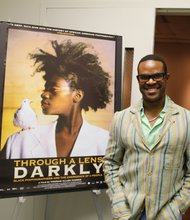 "Thomas Allen Harris, director of the documentary ""Through A Lens Darkly"""