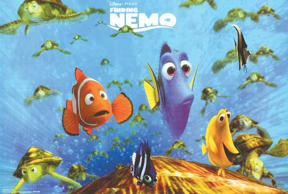 "Palmdale's ""Family Movie Night"" concludes tonight at the Palmdale Amphitheater, 2723 Rancho Vista Blvd., with the showing of ""Finding Nemo."""