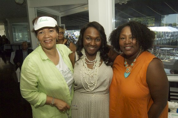 On a beautiful Sunday afternoon, Aug. 10, 2014, the Eastern Shore (NY) Chapter of the Links, Inc., held its 6th ...