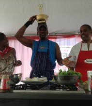 Grace Jamaican Jerk Fest