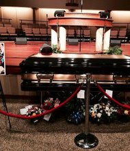Michael Brown was laid to rest Monday in Ferguson.