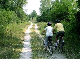 District police will conduct safety checks along the Hickory Creek Bikeway in New Lenox over the Labor Day weekend.