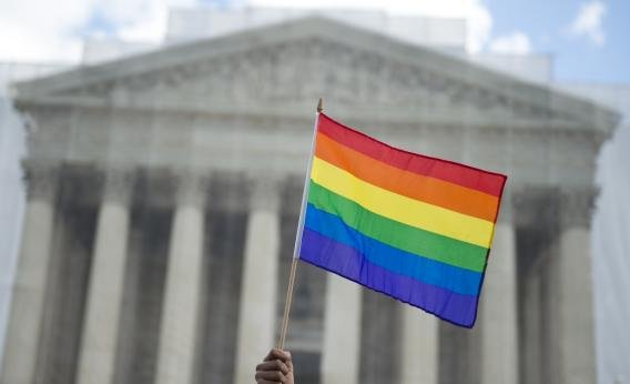 On Wednesday, the U.S. Supreme Court stepped in to keep the first same-sex marriages from happening in the Old Dominion.
