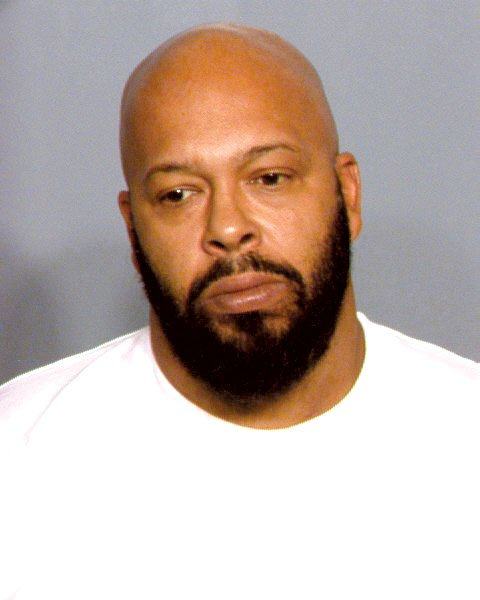 "Detectives have video that shows a man shooting former rap mogul Marion ""Suge"" Knight and two other people in a ..."