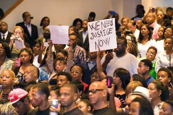 Now that Michael Brown is laid to rest, the community of Ferguson, Mo. and the nation are looking at the ...