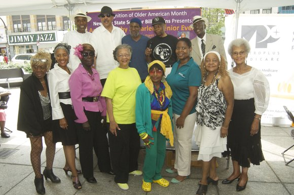 The Second Annual Senior Citizen Health/Vanity Day, a free community festival with fun, food and facts for seniors, was held ...
