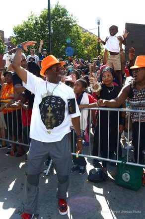 Brooklyn Celebrates Michael Jackson