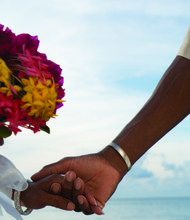 The USVI is focusing on the bridal market
