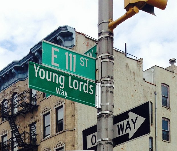 Young Lords Way (Craig D. Frazier photo)