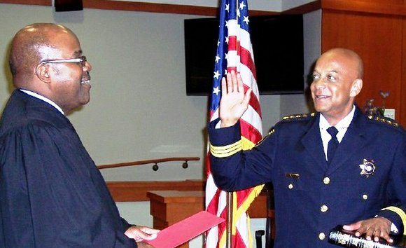 DeKalb Sheriff Jeffrey Mann has promoted two longtime employees to his leadership team.