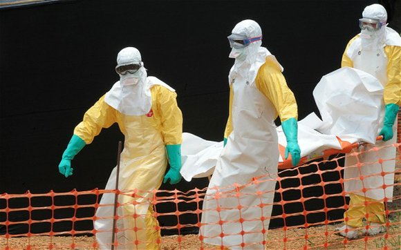 As the Ebola virus rages on unchecked in West Africa, an Atlanta-based diplomat is urging the United States to send ...