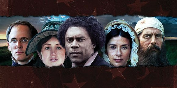 """The Abolitionists,"" a documentary that revisits efforts to end slavery in America, will be screened Sept. 2 at the Stonecrest ..."