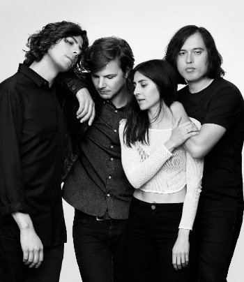 Breakout New York City-based band HAERTS has announced the release of their highly anticipated self-titled debut album, available in the ...