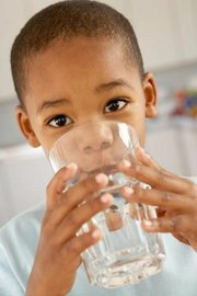 Ensure children have adequate access to water for hydration.