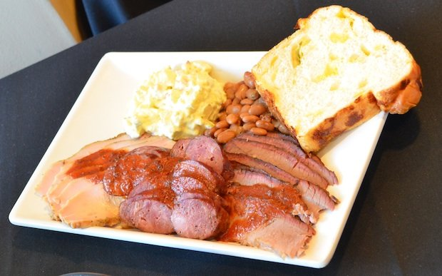 Goode's Company BBQ Plate