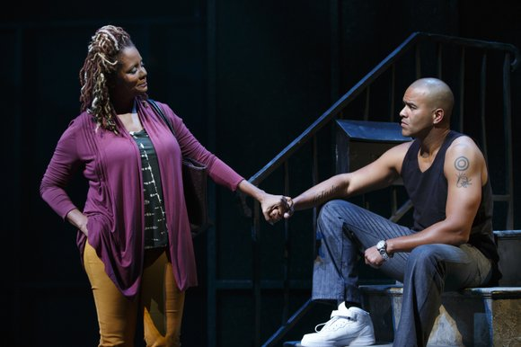 """Holler If Ya Hear Me,"" a musical at the Palace Theatre that closed this past summer, showcased the songs of ..."