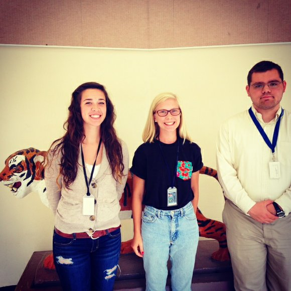 Each student at Joliet West and Central was chosen by the Kiwanis, Rotary and Lions clubs.