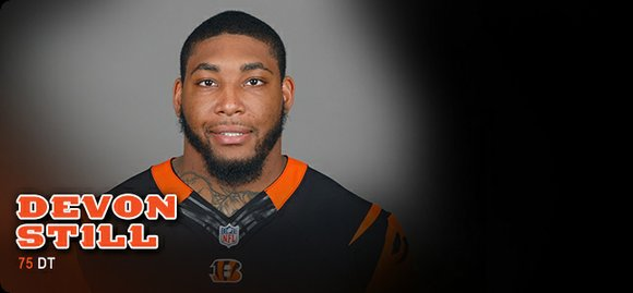 Cincinnati Bengals defensive lineman Devon Still's daughter is battling stage 4 pediatric cancer. This week, the Bengals signed Still to ...