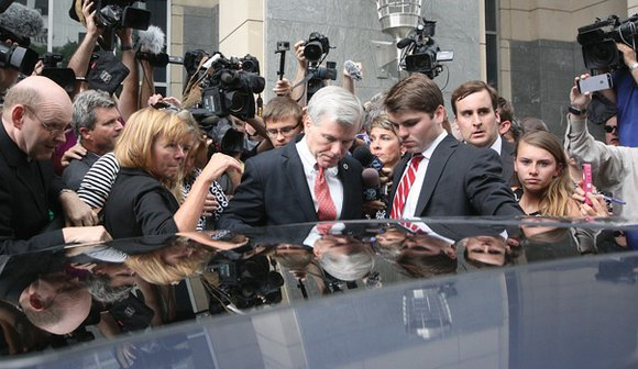 History will surely remember Bob McDonnell. Just not the way he had envisioned.
