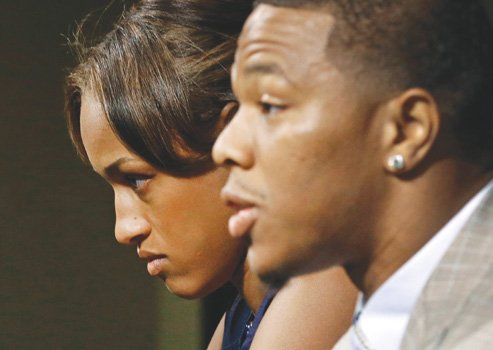 Ray Rice just became the face of domestic violence.