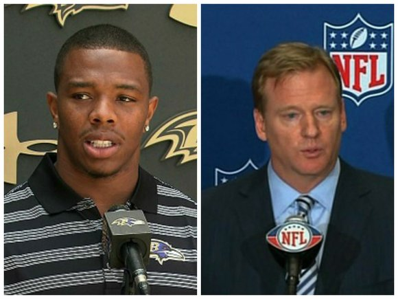 By now most people have heard how Ray Rice has been thrown under the bus by the National Football League ...