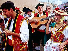 Hispanic Heritage Month is celebrated with community festivals, government gatherings, and educational activities.