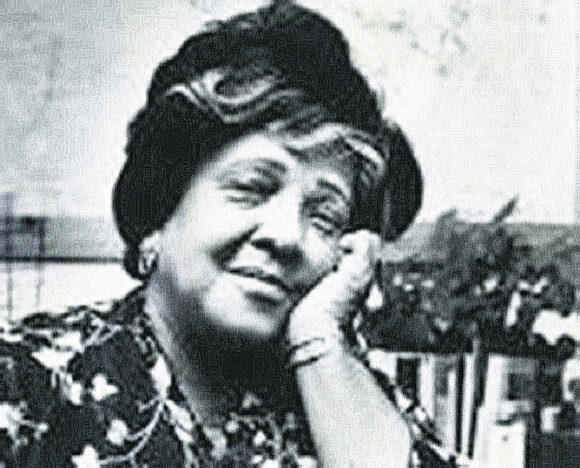 Learn more about Black press pioneer Ethel L. Payne