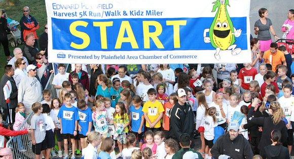 The Sept. 28 run/ walk starts at 9 a.m. at Village Green Park, just south of the downtown district.
