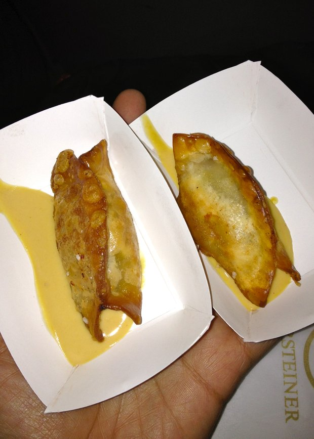 Dumplings at Food Film Fest