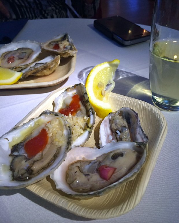 The Star Oysters