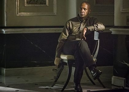"""The Equalizer,"" starring Denzel Washington, took out the competition this weekend, tipping the box office at $35 million."