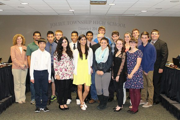 Twenty-three of the students scored a 30 or higher on the ACT test, putting them in the top 5 percent ...