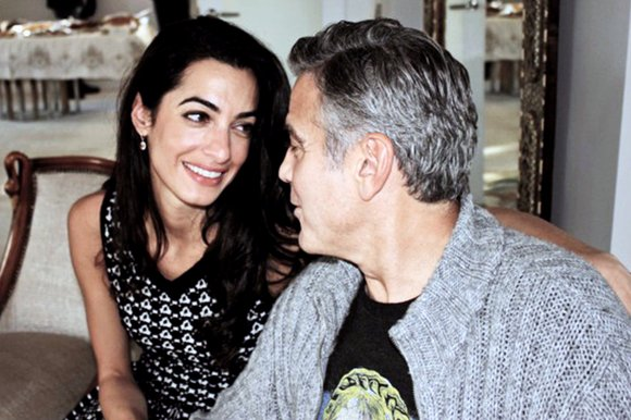 Amal Alamuddin is a respected international lawyer.