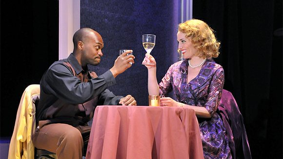 'Far From Heaven' depicts an interracial affair against the backdrop of 1950s suburban Connecticut.