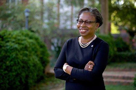 The National Coalition of 100 Black Women, Baltimore Metropolitan Chapter, has presented Tuajuanda C. Jordan, president of St. Mary's College ...