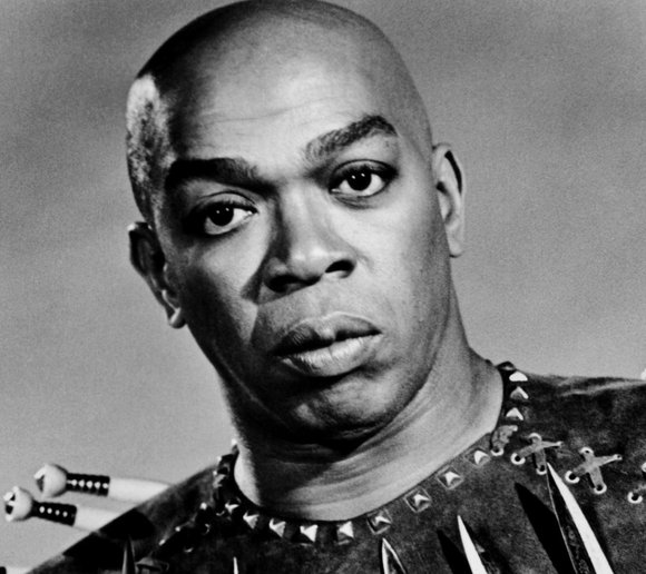 """Black History Month may be over, but the exhibit """"The Genius of Geoffrey Holder,"""" currently showing at the Jamaica Center ..."""