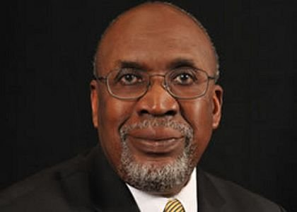 Dr. Frank G. Pogue, who retired in June as president of Grambling State University in Louisiana, Oct. 9 was selected ...