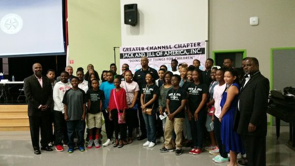 On Sunday, October 12, 2014, the Father's Auxiliary of the Greater Channel Chapter of Jack and Jill of America, Inc. ...