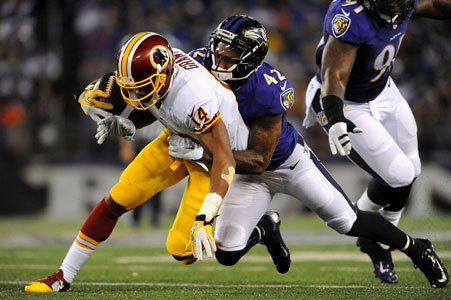 """There is a saying, """"Luck is when hard work meets opportunity."""" Baltimore Ravens cornerback Dominique Franks has been granted a ..."""
