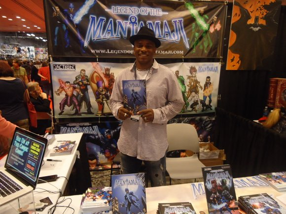 The New York Comic Convention, recently held at the Jacob Javits Center, was a gathering of all things involving the ...